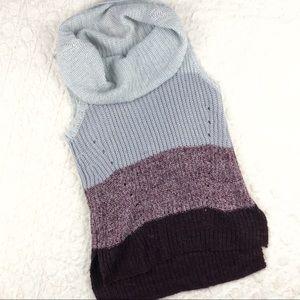 Knox Rose • Sleeveless Cowl Neck Sweater